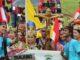 Kontingen Keuskupan Tanjung Selor.  Dok. Panitia IYD 2016 Manado