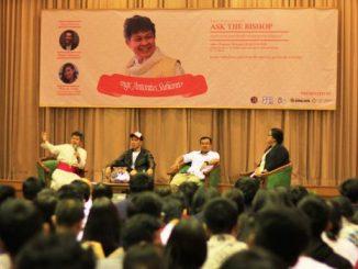 Acara Road Show to IYD 2016[HIDUP/A. Aditya Mahendra]