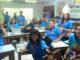 Tim Sekretariat di lokasi kegiatan IYD di Lotta, Kecamatan Pineleng, Sulawesi Utara.  Dok. Panitia IYD 2016 Manado