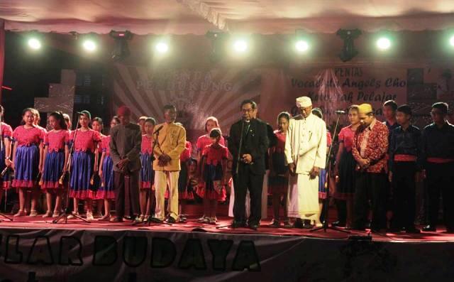 Penutupan Acara Temu Nasional Lintas Iman dan Budaya. (Dok. Noel Photo Studio)