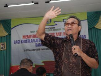 Guru Besar FISIP UI, Paulus Wirutomo  (Foto: HIDUP/Yanuari Marwanto)