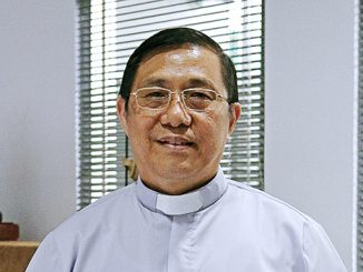 Mgr Henricus Pidyarto Gunawam OCarm[HIDUP/Maria Pertiwi]