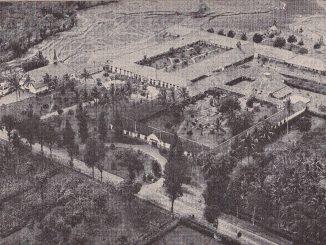 Foto Udara Girisonta tahun 1953. [puspitaprovindo.blogspot.co.id]