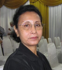 Elisabeth Indarini (Istri Yohanes Subagyo) [HIDUP/A. Nendro Saputro]