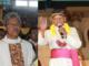 Mgr Julianus Sunarka SJ dan Romo Tarcisius Puryatno. [HIDUP/Maria Pertiwi]