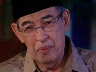 Profoser Muhammad Quraish Shihab (Dok. kementrian Agama)