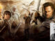 tokoh dalam Film Lord of the Rings, insert:  JRR Tolkien