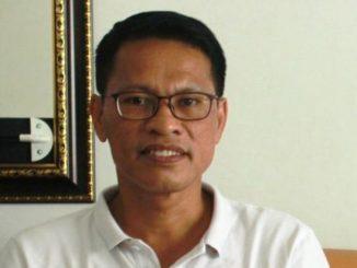 Yulius Suharta, Camat Pajangan. Dok Pribadi