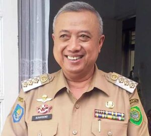 Bupati Bantul Suharsono-Dok Kabupaten Bantul