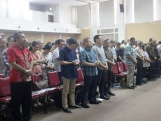 Para Pastor Paroki dan DPH dalam Rekoleksi DPH-Yusti H. Wuarmanuk
