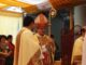 Mgr Ignatius Suharyo, Uskup Agung Jakarta sebelum misa syukur 50 tahun Paroki Keluarga Kudus Pasar Minggu (HIDUP/Edward Wirawan)