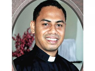 Pastor Johanes Ouduka[Dok. Pribadi]