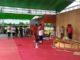 Persiapan Tahbisan Uskup Sintang di Stadion Baning, Sintang. [HIDUP/Edward Wirawan]