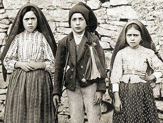 Lucia, Francisco, dan Jacinta.[pt.zenit.org]