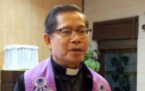Romo Benedictus Estephanus Rolly Untu MSC (Dok. Pribadi)