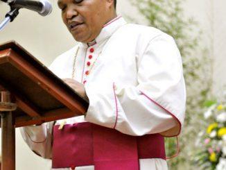 Mgr. Hubert Leteng, uskup ruteng, Mgr. Hubertus Leteng