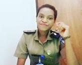 Veronika Pugiye, Mahasiswa Papua, Sekolah Tinggi Ilmu Pemerintah Administrasi Negara, STIPAN, Jakarta